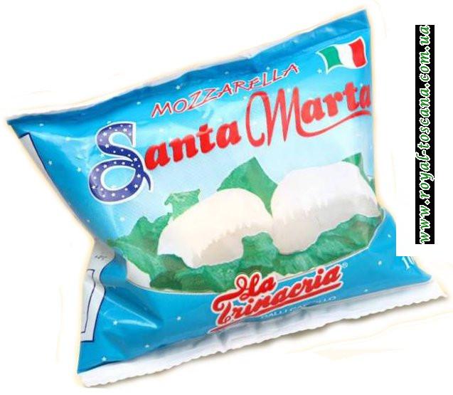 """Сыр """"Mozzarella"""" Santa Marta"""
