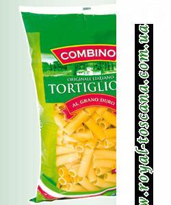 Макароны - толстые Tortiglioni