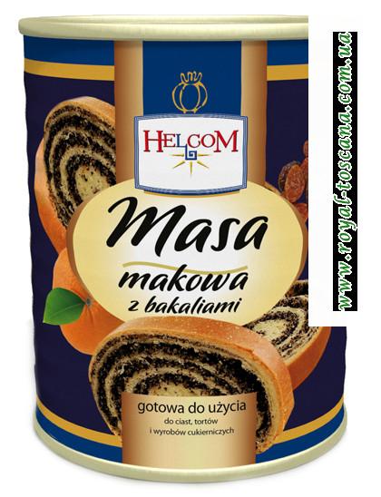 Маковая паста Helcom
