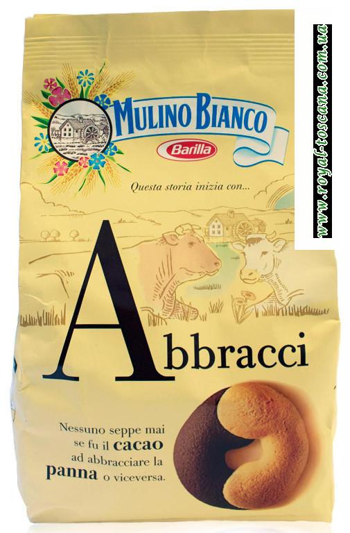"Печенье ""Mulino Bianco"" Abbracci"