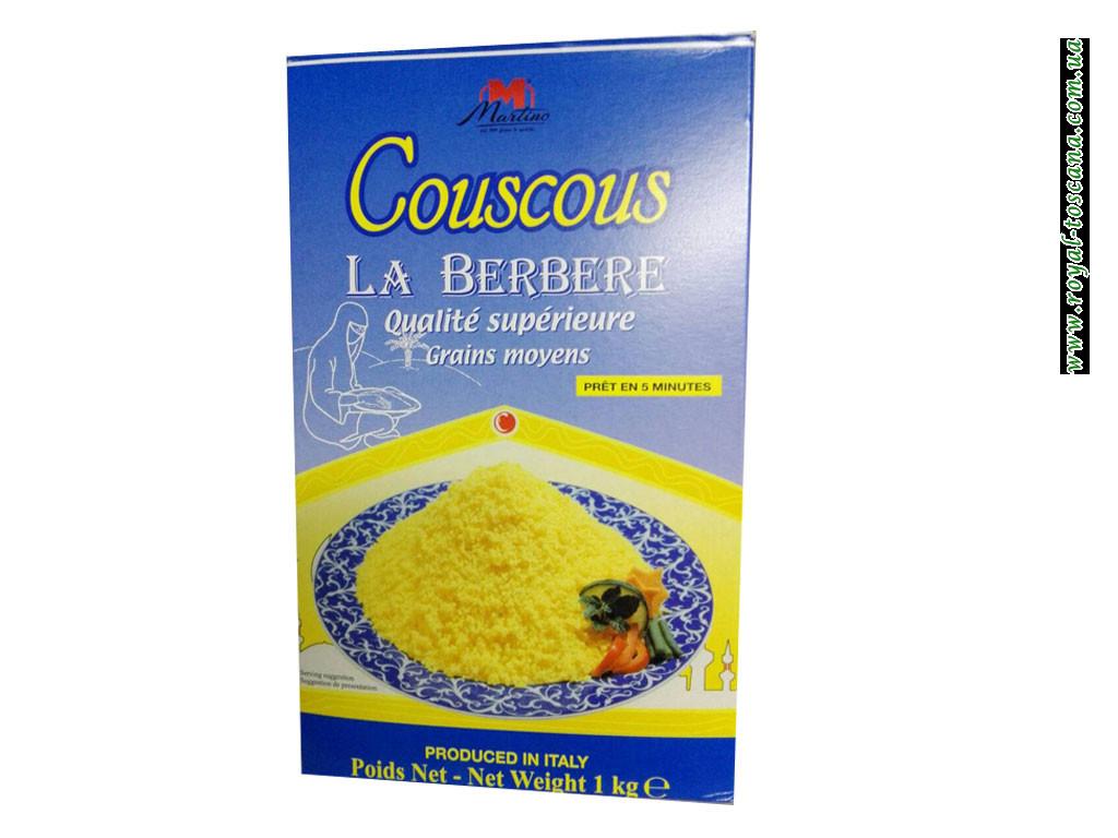 Couscous La Berbere