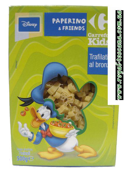 "Детские макароны Paperino & Friends ""Disney"""