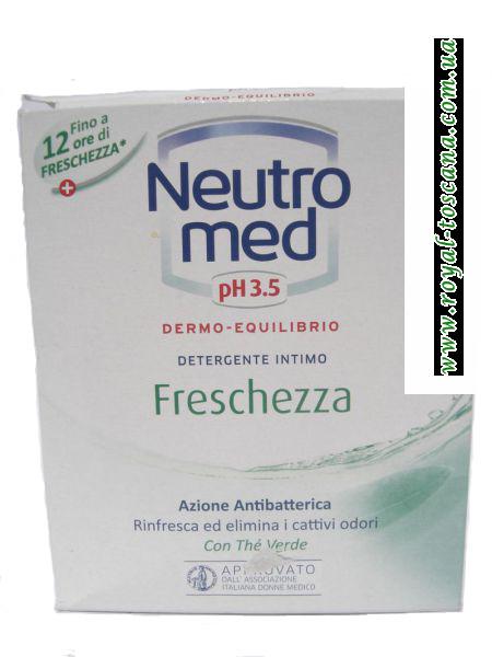 Жидкое мыло для интимной гигиены Neutro med