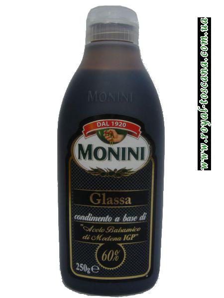 Соус-крем Glassa aceto Balsamico Di Modena IGP Monini