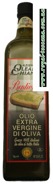 """Оливковое масло """"Bentivolio"""""""