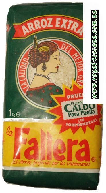 """Рис для паэльи """"la Fallera"""""""