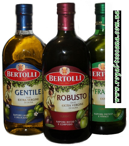 Оливковое масло Bertolli