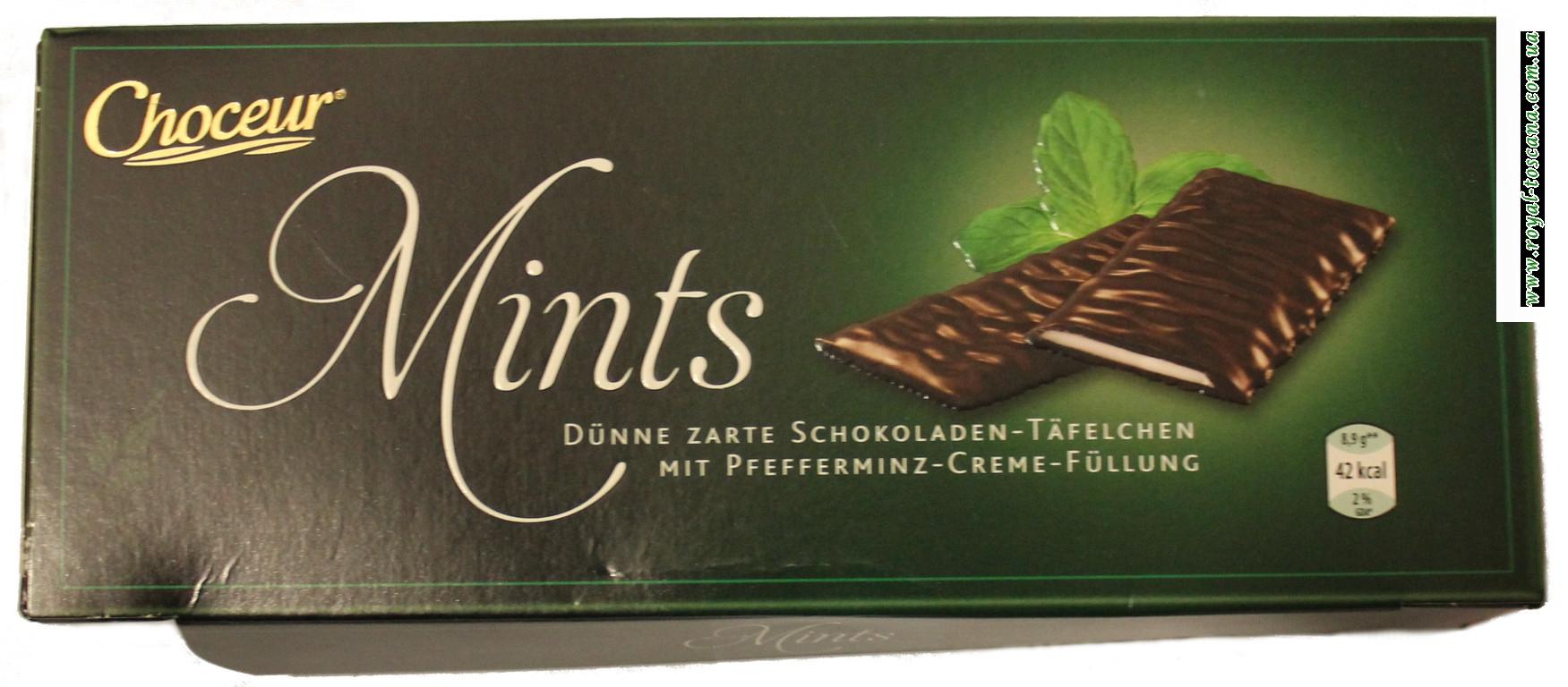 Шоколад Choceur в ассортименте