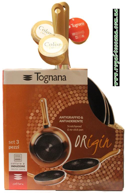 """Набор сковородок """"Tognana cotura"""""""