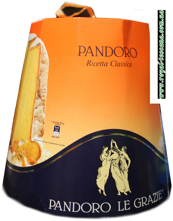 "Пандоро ""Pandoro Le Grazie"""