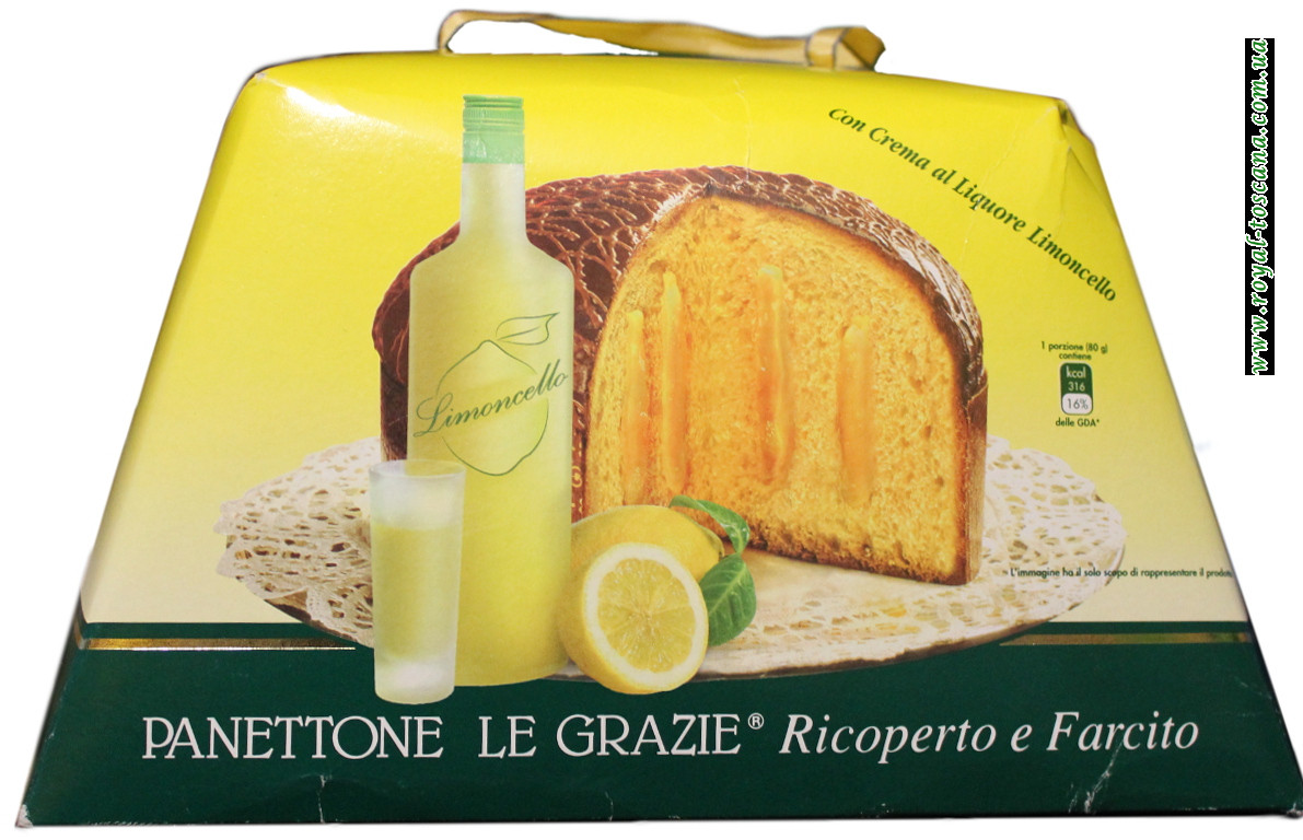"""Панеттоне """"Panettone Le Grazie"""""""