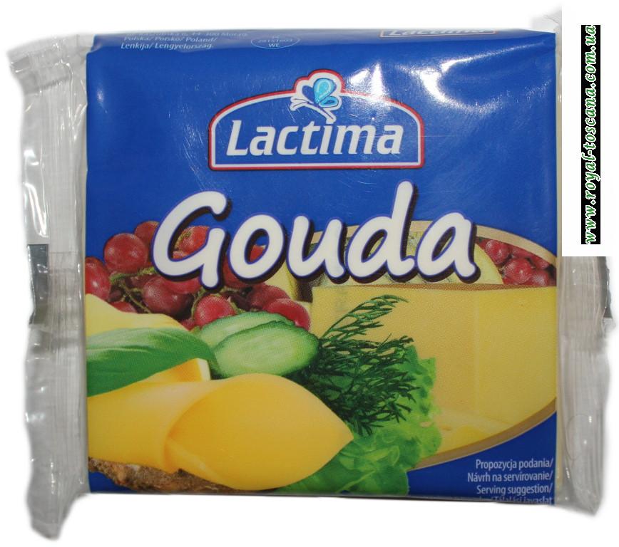 Сыр Lactima Gauda