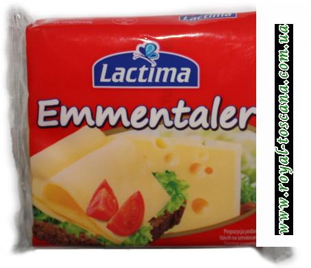 Сыр Lactima Ementaler