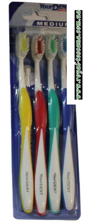 Зубная щётка YourDent