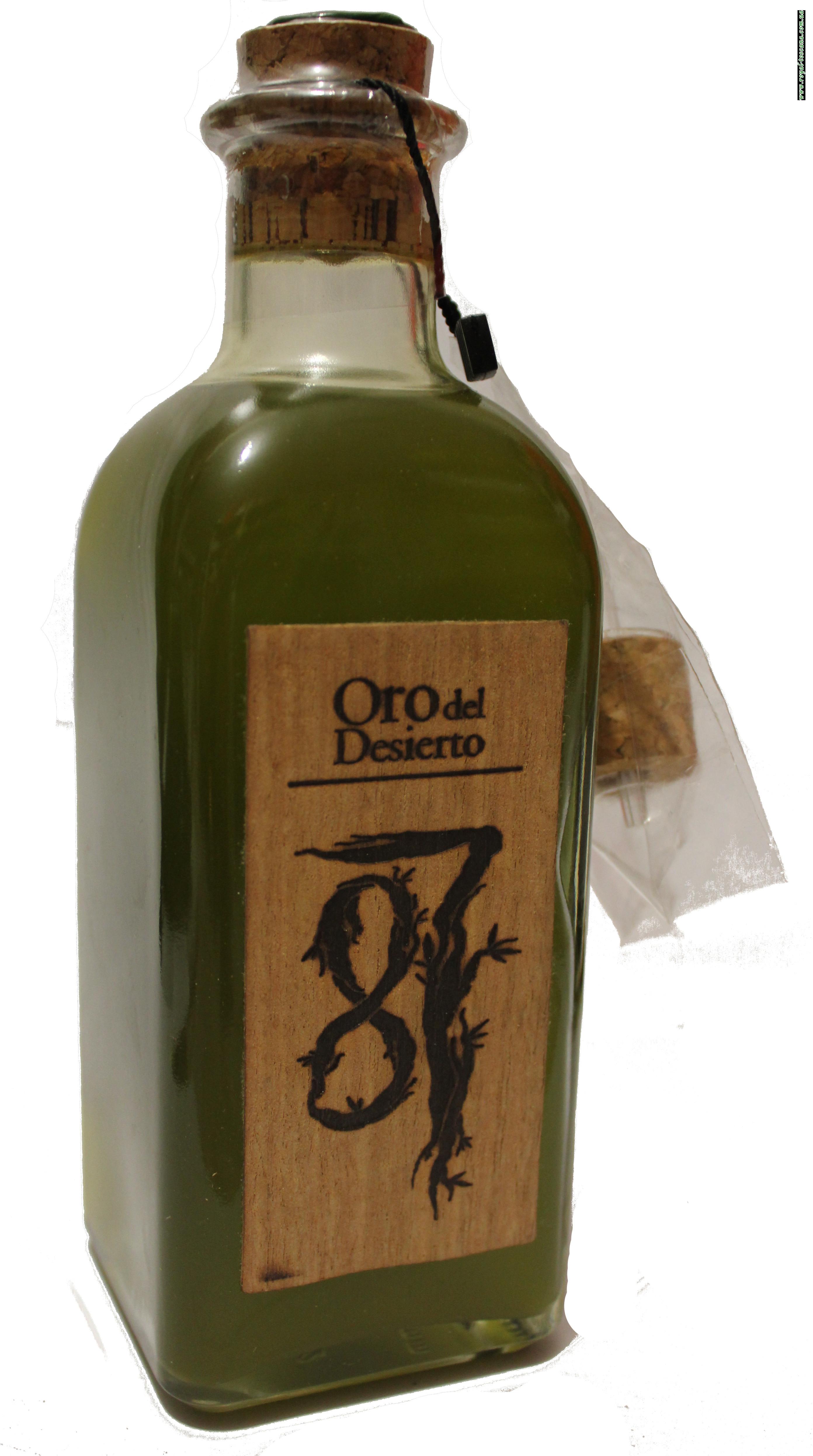 Оливковое масло Oro del Desierto: Cosecha 87