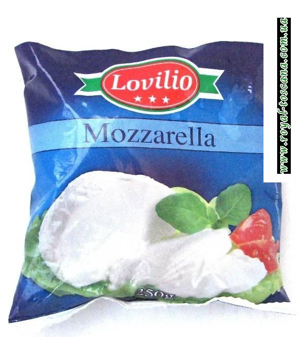 Сыр Mozzarella Lovilio