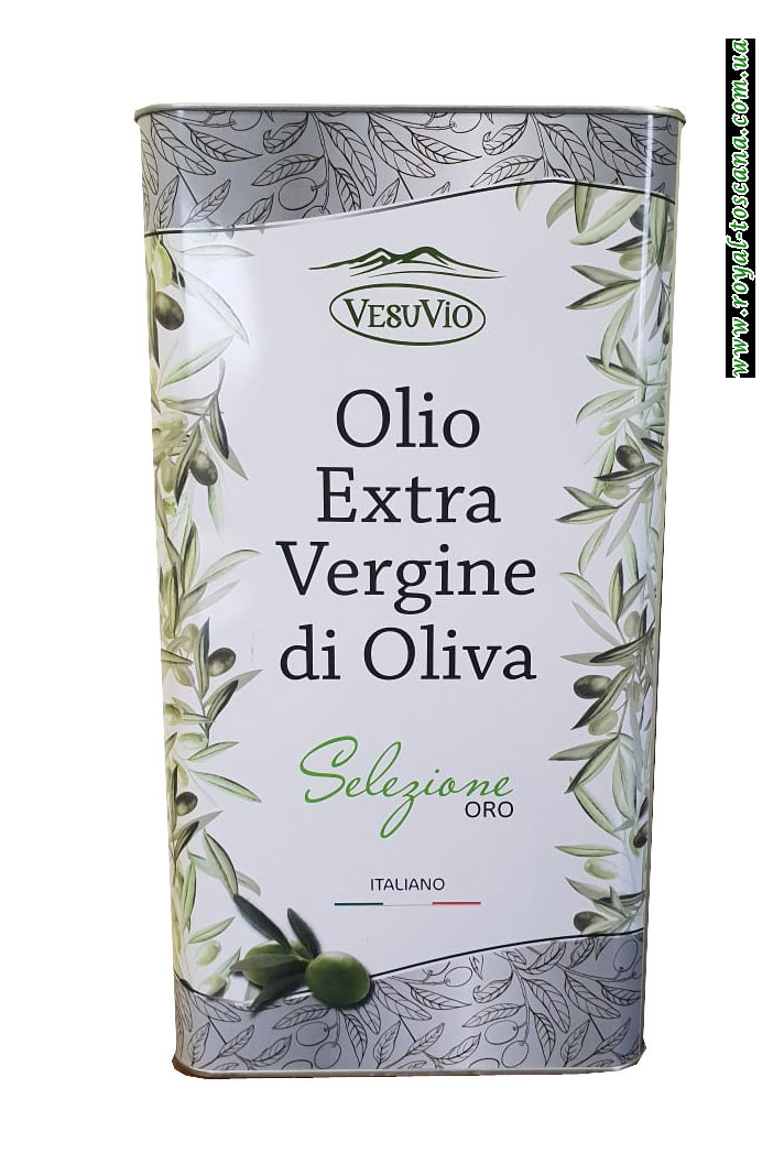 Оливковое масло Vezuvio Olio Extra Vergine di Oliva Selezione Oro