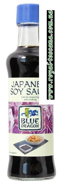 Японский соевый соус Blu Dragon