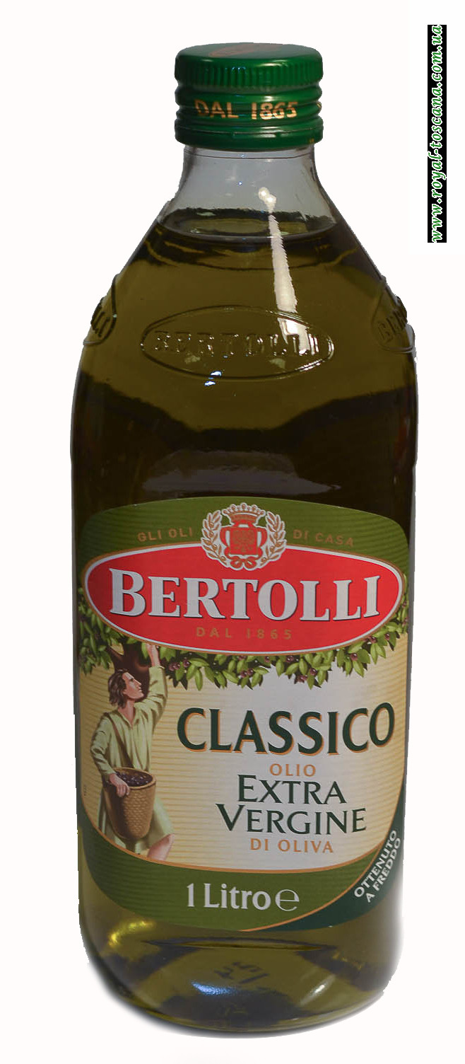 Оливковое масло Bertolli Classico Olio Extravergine di Oliva