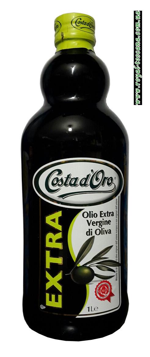 Оливковое масло Costa d'Oro Extra Olio Extra vergine di Oliva
