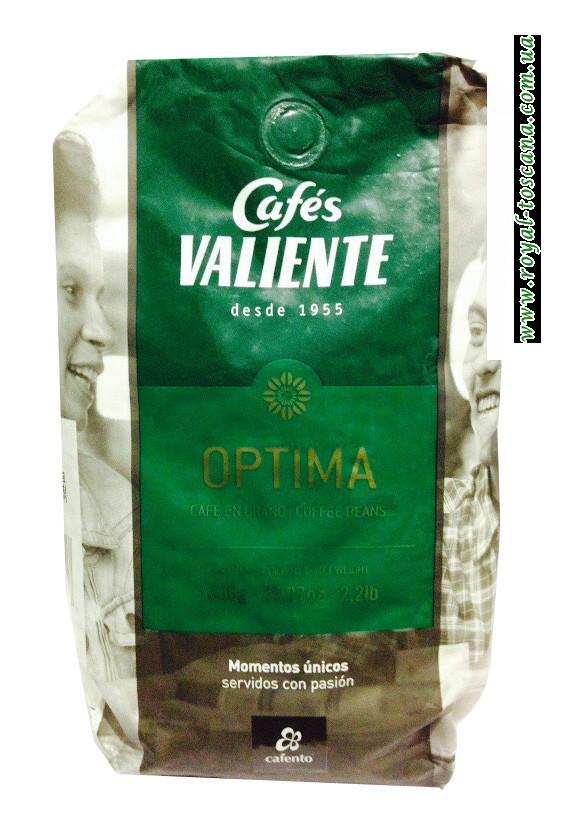Кофе в зернах Cafes Valiente Optima 100% Arabika