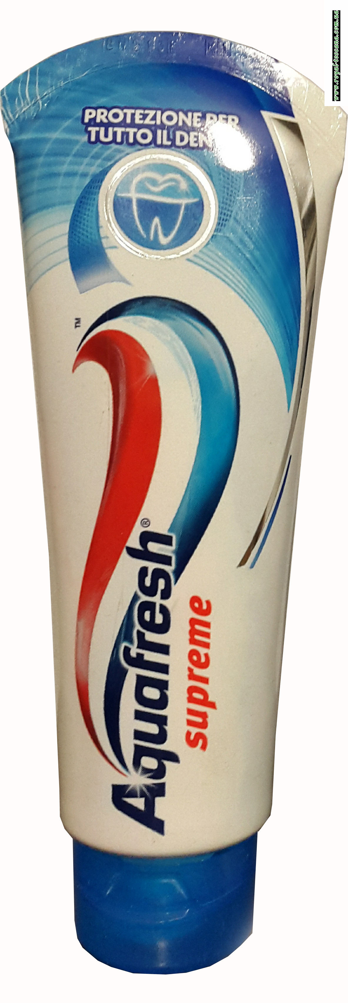 Зубная паста Aquafresh Supreme