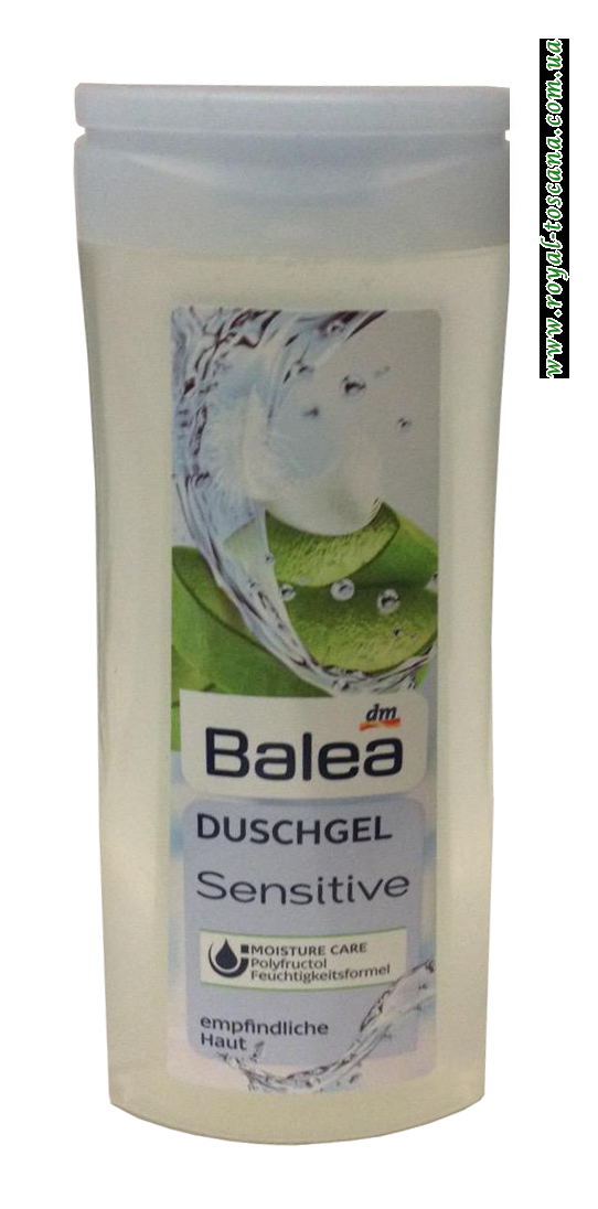 Гель для душа Balea Duschgel Sensitive