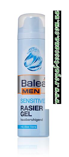 Гель для бритья Balea Men Rasiergel Sensitive