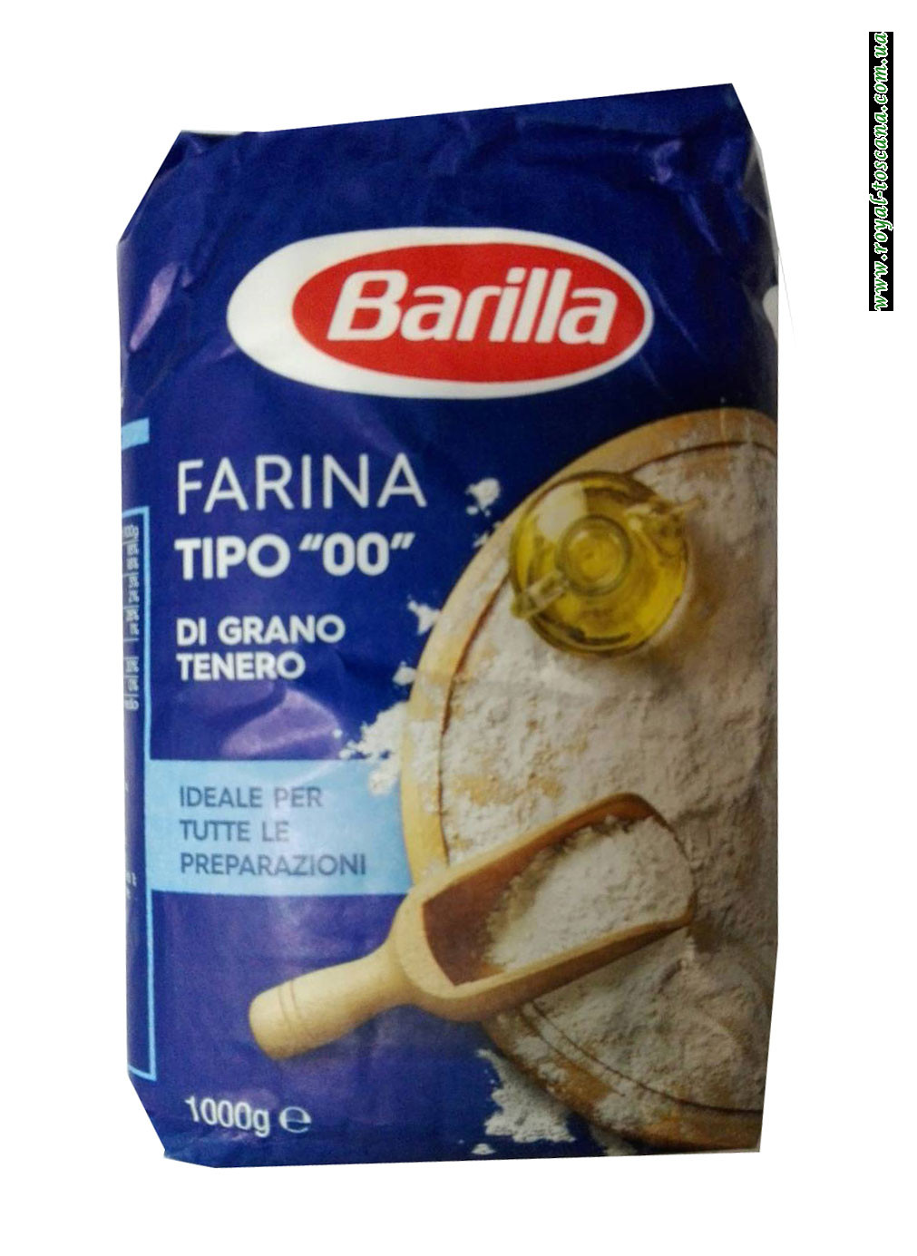 Мука пшеничная Barilla Farina Tipo 00