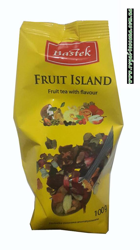 Чай Bastek Fruit Island