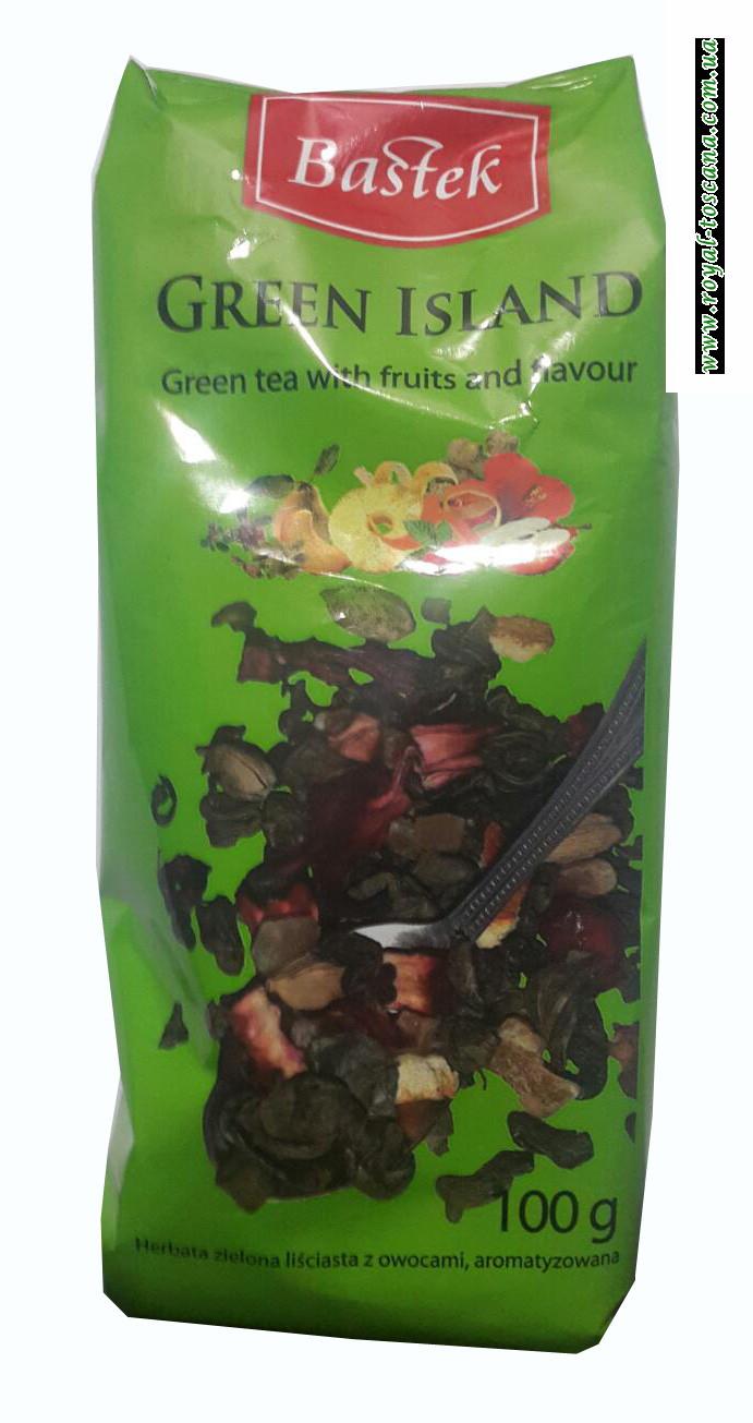 Чай Bastek Green Island
