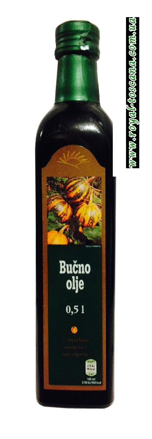Тыквенное масло Bučno olje