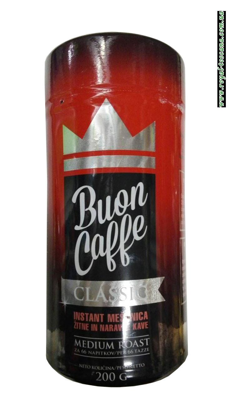 Кофе Buon Caffe Classic Medium Roast