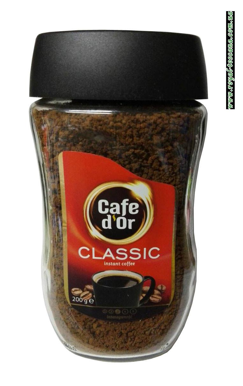 Кофе растворимый Cafe d'Or Classic