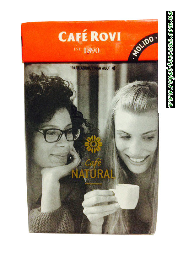 Кофе молотый Cafe Rovi Cafe Natural