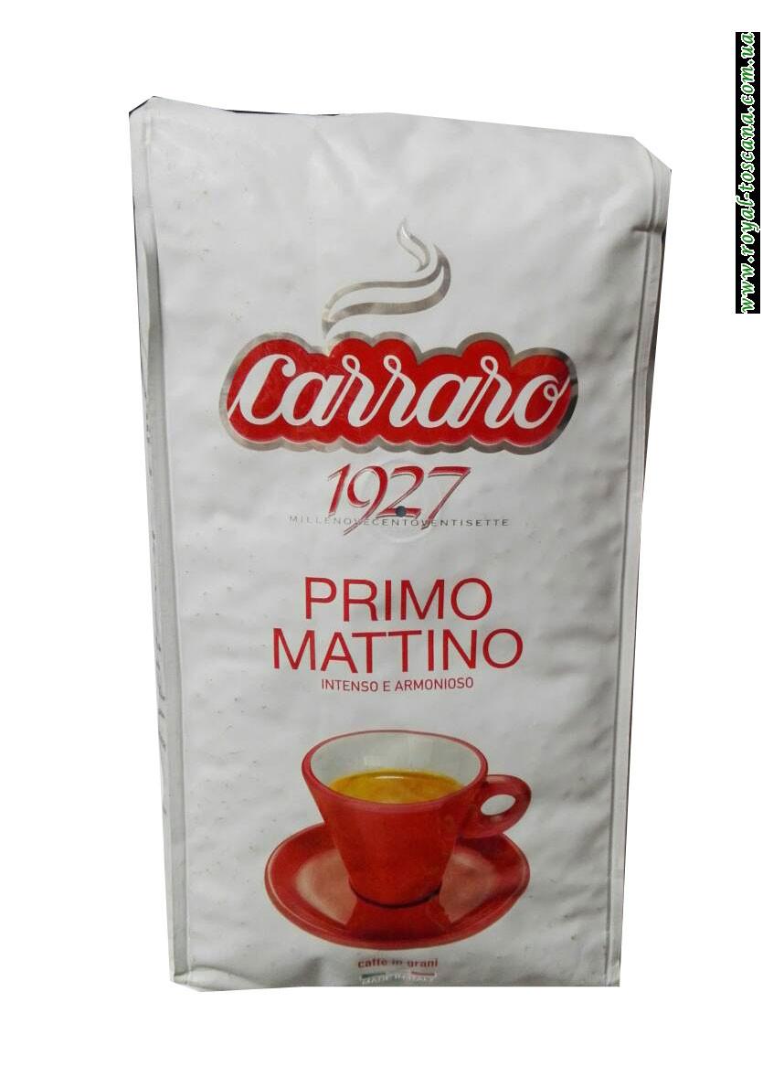 Кофе Carraro 1927 Primo Mattino