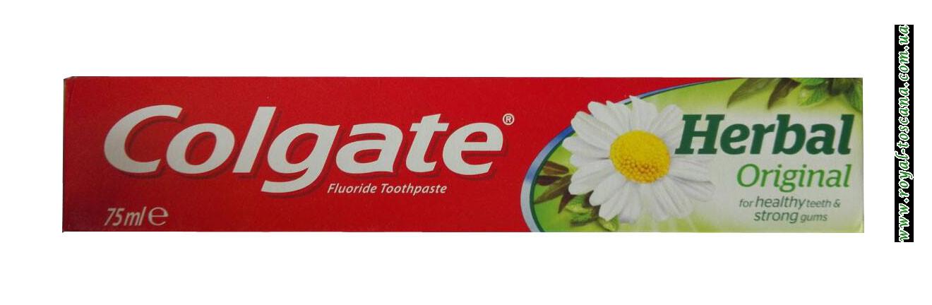 Зубная паста Colgate Herbal Original