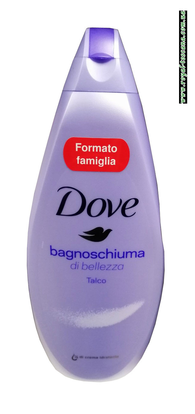 Гель для душа Dove Bagnoschiuma Talco