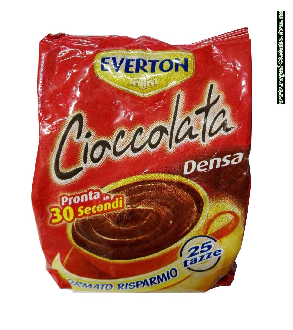 Горячий шоколад Everton Cioccolata Densa