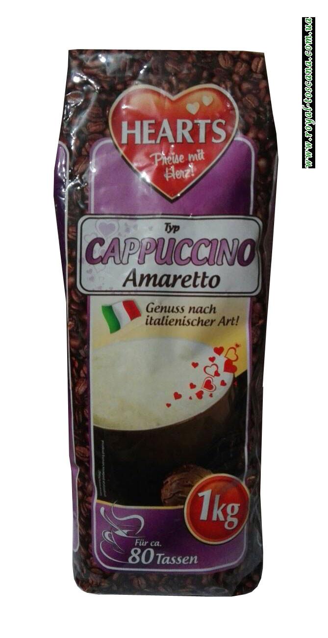 Капучино амаретто Hearts Cappuccino Amaretto