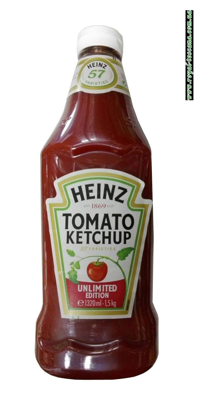 Кетчуп Heinz Ketchup Tomato