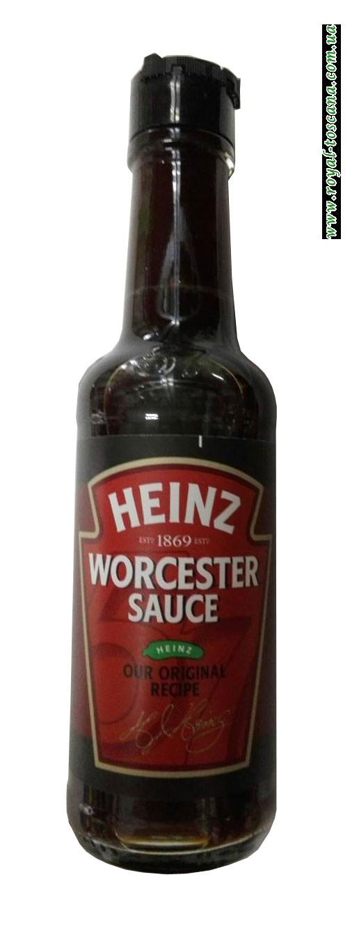 Соус Heinz Worcester Sauce