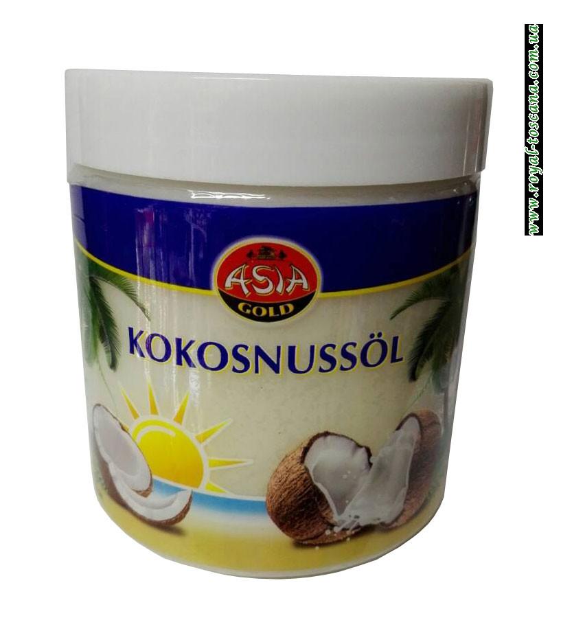 Кокосовое рафинированное масло Asia Gold Kokosnussol
