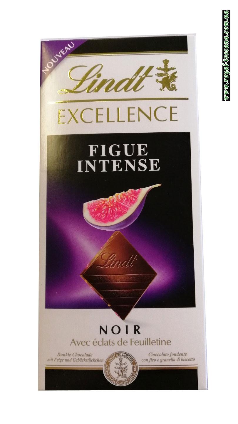Шоколад с инжиром Lindt Excellence