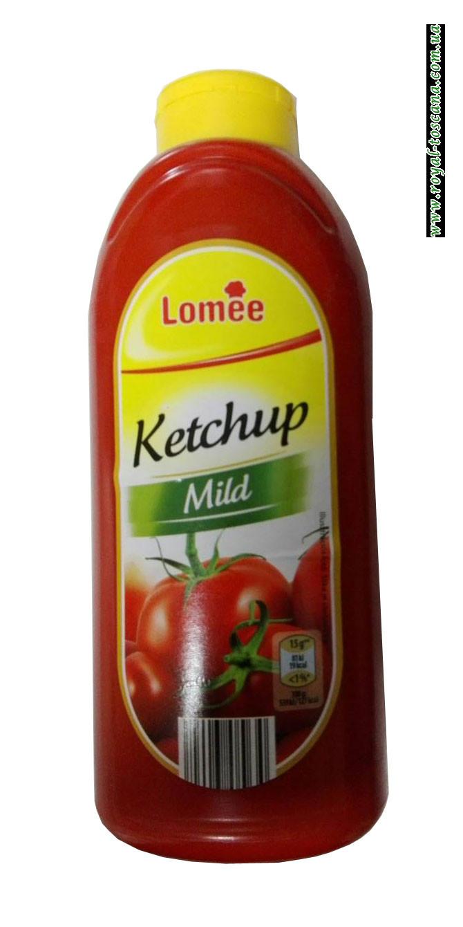 Кетчуп Lomee Ketchu Mild