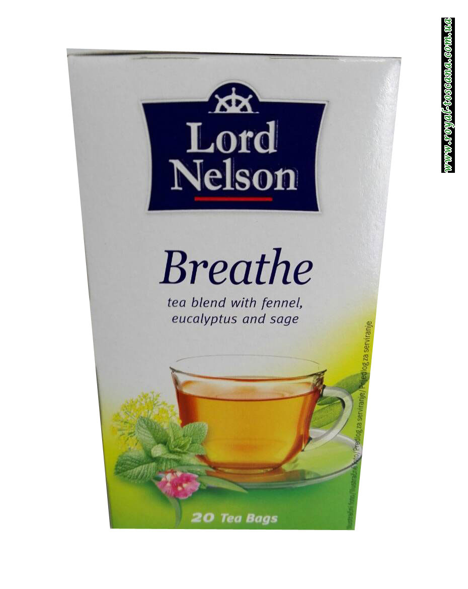 Чай Lord Nelson Breathe
