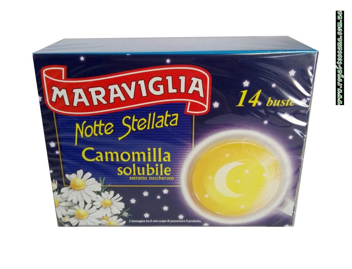 Чай с ромашкой Maraviglia Camomilla Solubile