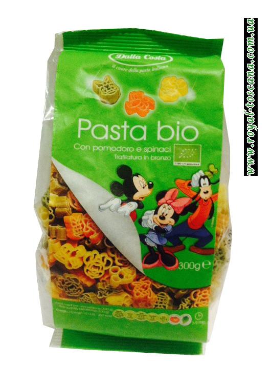 Макароны детские Micimaus Dalla Costa Pasta Bio