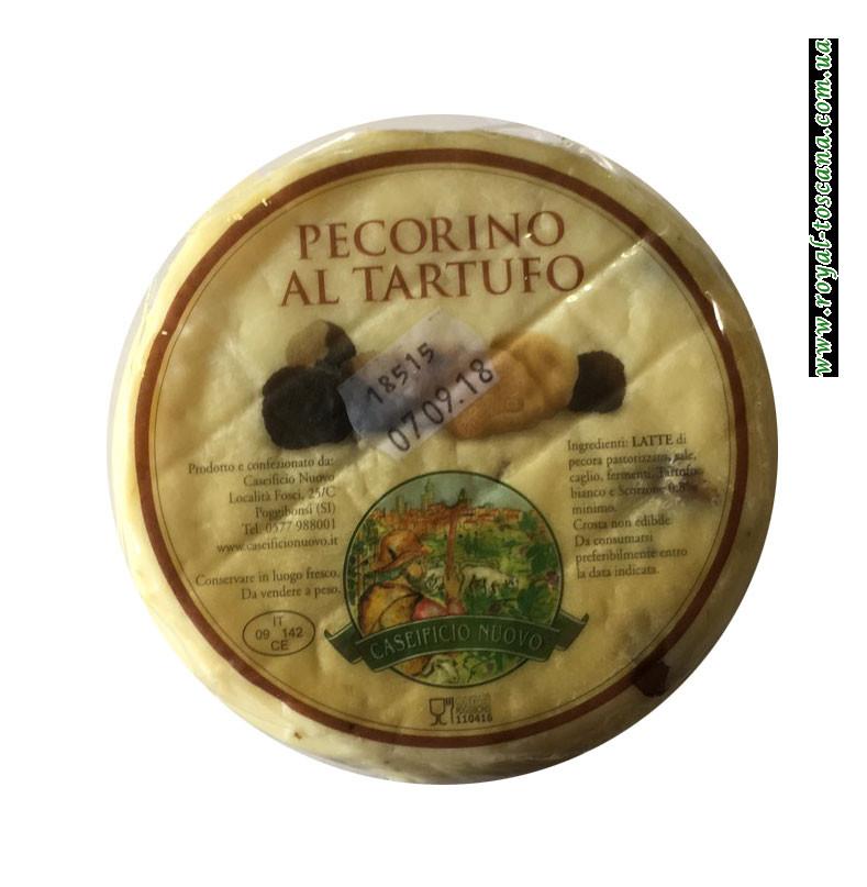 Сыр Caseificio Nuovo Pecorino al Tartufo