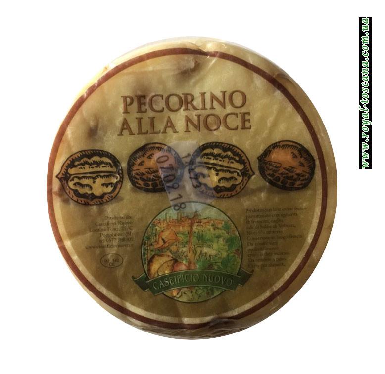 Сыр Caseificio Nuovo Pecorino alla Noce